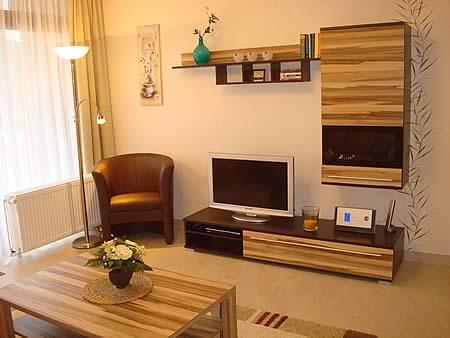 ferienwohnung apart die seele baumeln lassen. Black Bedroom Furniture Sets. Home Design Ideas